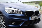 BMW 218i Active Tourer LED Drag Sensorer 136hk Eu6