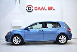VW Golf VII 1.6 TDI PLUSPAKET PREMIUM DRAG M-VÄRMARE