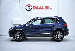 VW Tiguan 2.0 4M PANORAMA PREMIUM DRAG D-VÄRM