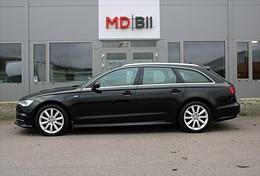 Audi A6 Avant 2.0 TDI 190hk Q S Line Momsbil