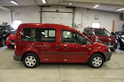 Volkswagen Caddy LIFE 2.0 ECOFUEL
