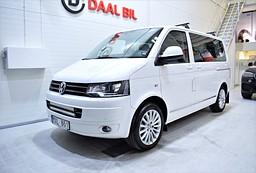 Volkswagen MULTIVAN 2.0 4MOTION 180HK 7SITS HIGHLINE DRAG NAVI