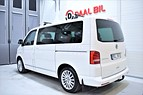 Volkswagen MULTIVAN 2.0 4MOTION 180HK 7SITS HIGHLINE DRAG NAVI