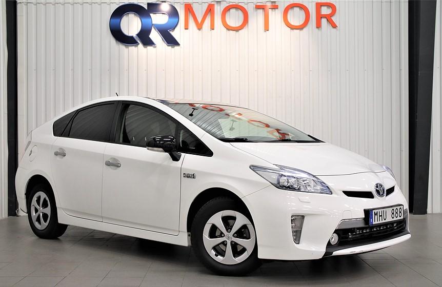 Toyota Prius 1.8 Plug-in Hybrid (99hk)