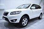 Hyundai Santa Fé 2.4 4WD 174HK 7-SITS PDC DRAG NY SERVAD