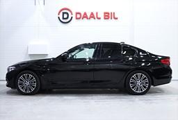 BMW 530e IPERFORMANCE 252HK SPORTLINE NAVI-PRO KAMER NYSERVAD