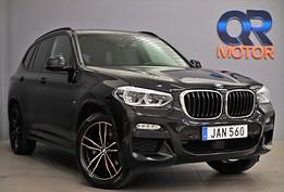 BMW X3 xDrive20d, G01 (190hk)