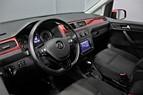 VW Caddy Life 2.0 TDI Comfort Eu6 / Drag / 102hk