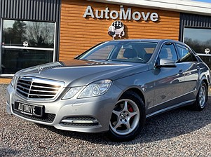 Mercedes-Benz E 220 CDI BlueEFFICIENCY 7G-Tronic Plus 170hk