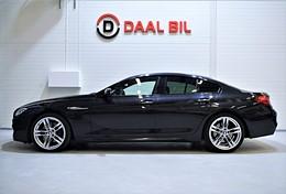 BMW 640D 313HK GRAN COUPÉ M-SPORT B&O SE.UTR