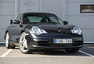 Porsche 911/996 Carrera 4 Coupé 320hk