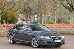 Audi A6 3.0T Avant 3.0 TFSI Quattro S-line