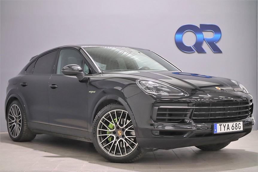 Porsche Cayenne Coupé E-Hybrid S 462hk Se Utr. Spec Leasbar