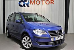 Volkswagen Touran 2.0 ECOFUEL NYBESIKTIGAD 109hk