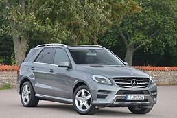 Mercedes-Benz ML 350 BT 4MATIC AMG