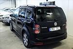 VW Touran TDI 140hk Aut / 7-sits
