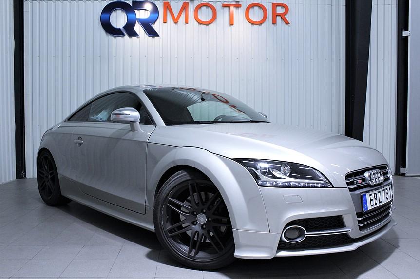 Audi TTS Coupé 2.0 TFSI quattro 272hk