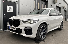 BMW X5 45e xDrive M Sport | Innovation | Panorama