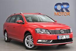 Volkswagen Passat 2.0 TDI 4Motion D-Värme B-kamera Drag 140hk