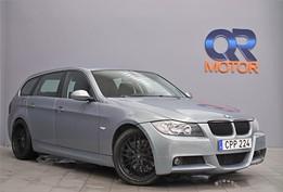 BMW 335i Touring, E91 (306hk)