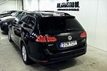 VW Golf TGI Aut 110hk /1års garanti