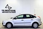 Ford Focus 1,8 125hk Flexifuel