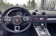 Porsche 718 Boxster S PDK Sport Chrono Euro6 350hk
