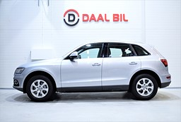 Audi Q5 2.0TDI 190HK QUATTRO D-VÄRM DRAG FULLSERV.