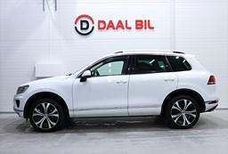 VW Touareg 3.0 V6 TDI 4-MOTION 204HK DRAG D-VÄRM NAVI KAM