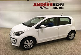 VW up! 1.0 5dr (75hk)