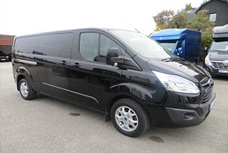 FORD TRANSIT CUSTOM 300 (155hk)