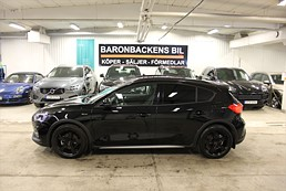 Ford Focus Active 1.0 EcoBoost 125hk Automat Euro 6