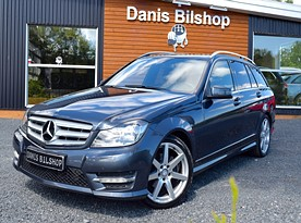 MB C 220 CDI 170HK AMG LINE BlueEfficiency