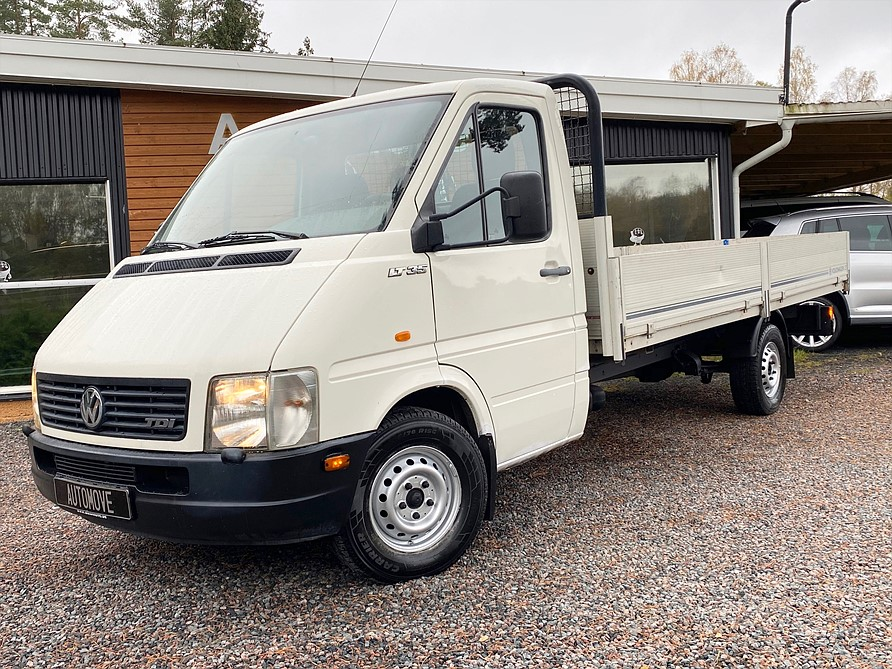 VW LT 35 2.5 TDI Pickup (109hk)