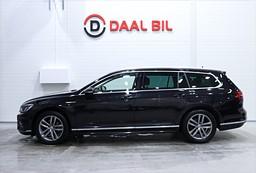 VW Passat 2.0 TDI 4M 190Hk R-LINE COCKPIT D-VÄRM NAVI 360°KAM