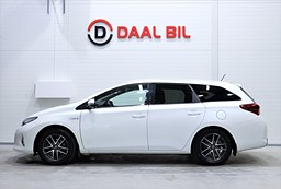 Toyota Auris TOURING SPORTS 1.8 136HK HYBRID KAMERA M-VÄRMARE