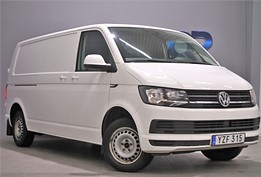 VW Transporter T6 2.0 TDI Comfort Drag S/V Hjul 102hk