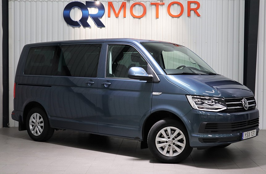 Volkswagen Multivan 2.0 TSI LED DRAG APPLE-CAR 7-sits 150hk