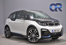 BMW i3s 94 Ah Comfort Advanced 183hk Moms
