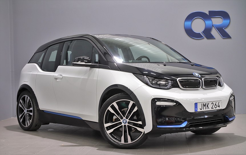 BMW i3s 94 Ah Comfort Advanced 183hk Moms