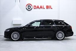 Audi A6 AVANT 2.0 TDI 190HK S-LINE AMBITION D-VÄRM DRAG
