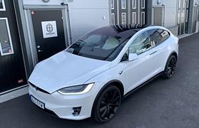 Tesla Model X LongRange AWD Full utr!