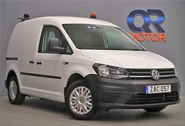 VW Caddy 1.2 TSI Skåp (84hk)
