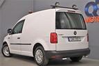 VW Caddy 1.2 TSI Skåp (84hk)
