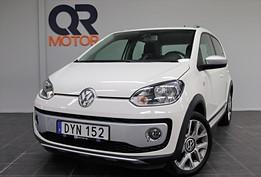 Volkswagen Up ! 5-dörrar 1.0 Drive / Eu6 / P-sensorer 75hk