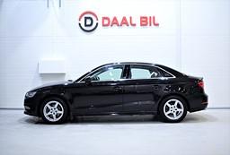 Audi A3 SEDAN 2.0 150HK QUATTRO FULLSERV.AUDI DRAG