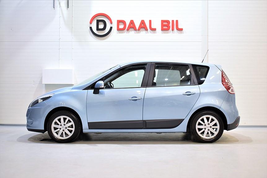 Renault MEGANE SCENIC 1.6 110HK KEDJA FULLSERV.BILIA 1-ÄGARE NAVI