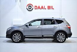Nissan QASHQAI+2 2.0 150HK 4WD 7SITS BOSE PANO NAVI DRAG