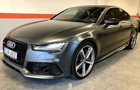 Audi RS7 Full utrustad!