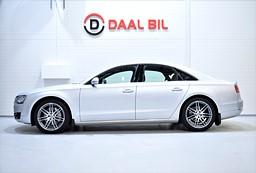 Audi A8 3.0 250HK QUATTRO FULLSERV. SE UTR!!